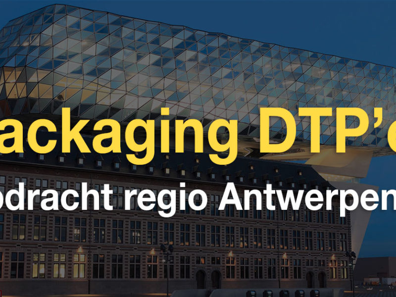 Vacature freelance DTP'er verpakkingen (regio Antwerpen)