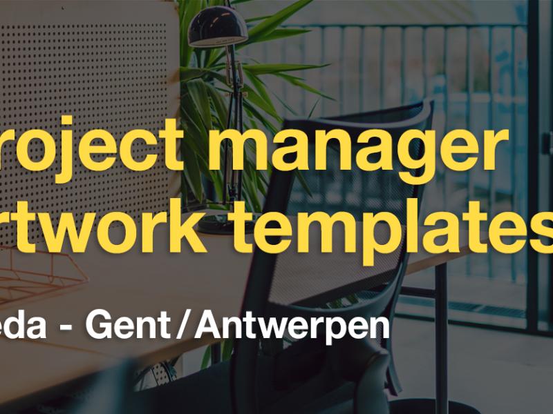 Project Manager artwork templates (Breda)